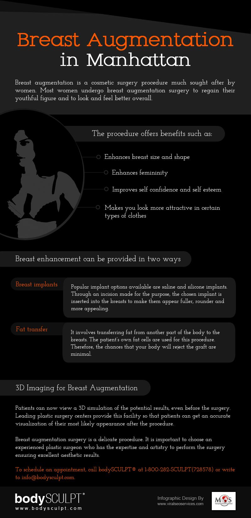 Breast Augmentation in Manhattan