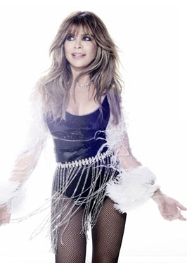 How Paula Abdul Gets Ready for Her Dazzling Performance