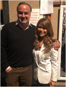 Paula Abdul, who is also now brand ambassador of InMode