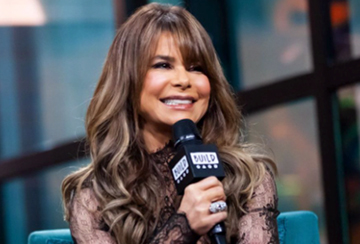 Paula Abdul Shares her InMode Cosmetic Experience on the BUILD Series by Yahoo