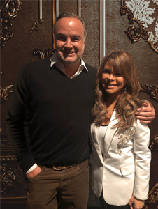 "Paula Abdul Attended InMode's ""Insider Summit"" in August 2019"