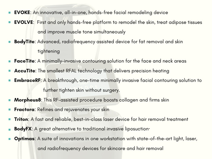 inmode treatments