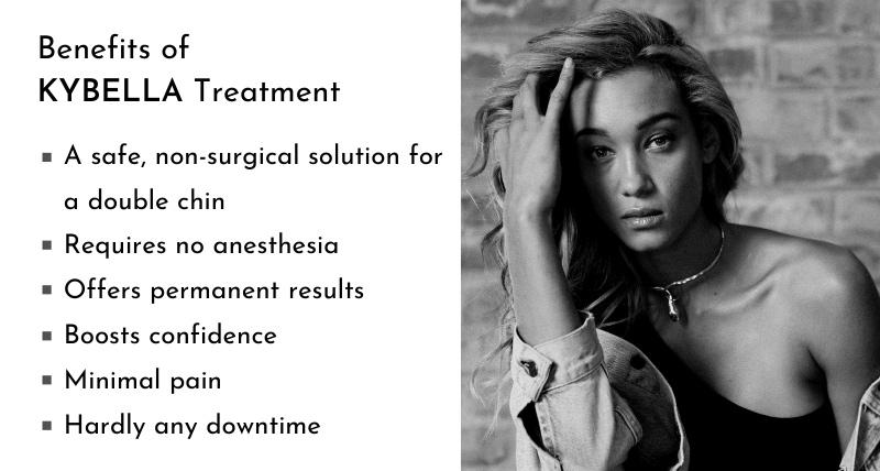 benefits of kybella treatment