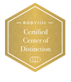 Certified Center of Distinction