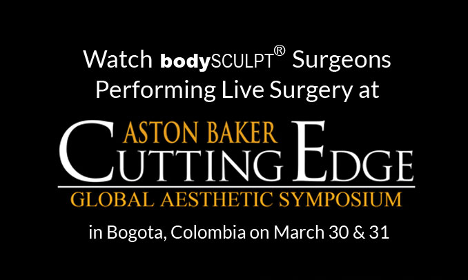 Aston Baker Global Aesthetic Symposium