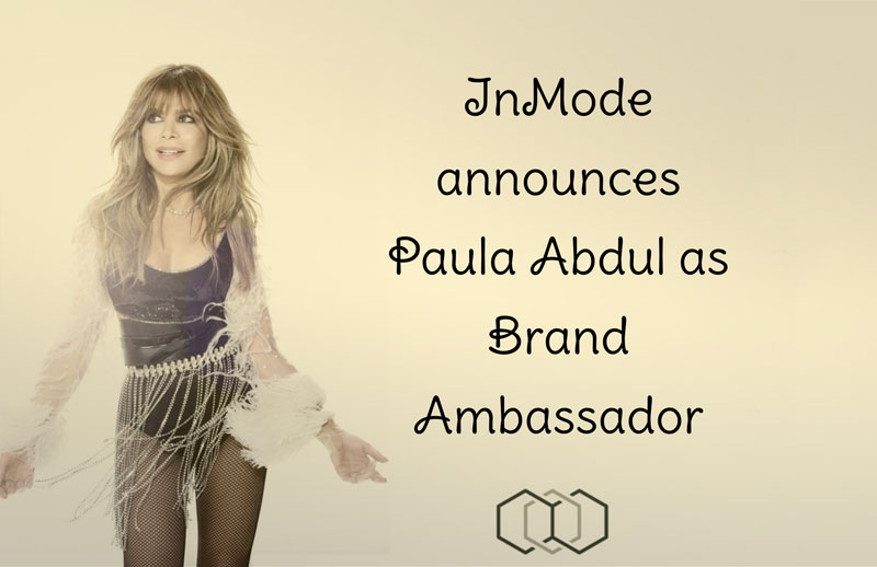 InMode announces Paula Abdul as Brand Ambassador