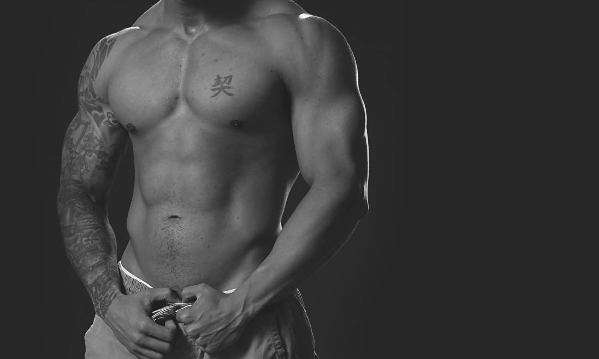 Male Body Sculpting