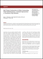 Soft Tissue Contraction in Body Contouring with Radiofrequency-Assisted Liposuction