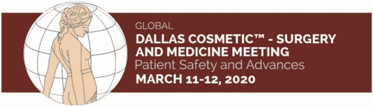 Annual Dallas Cosmetic Meeting 2020