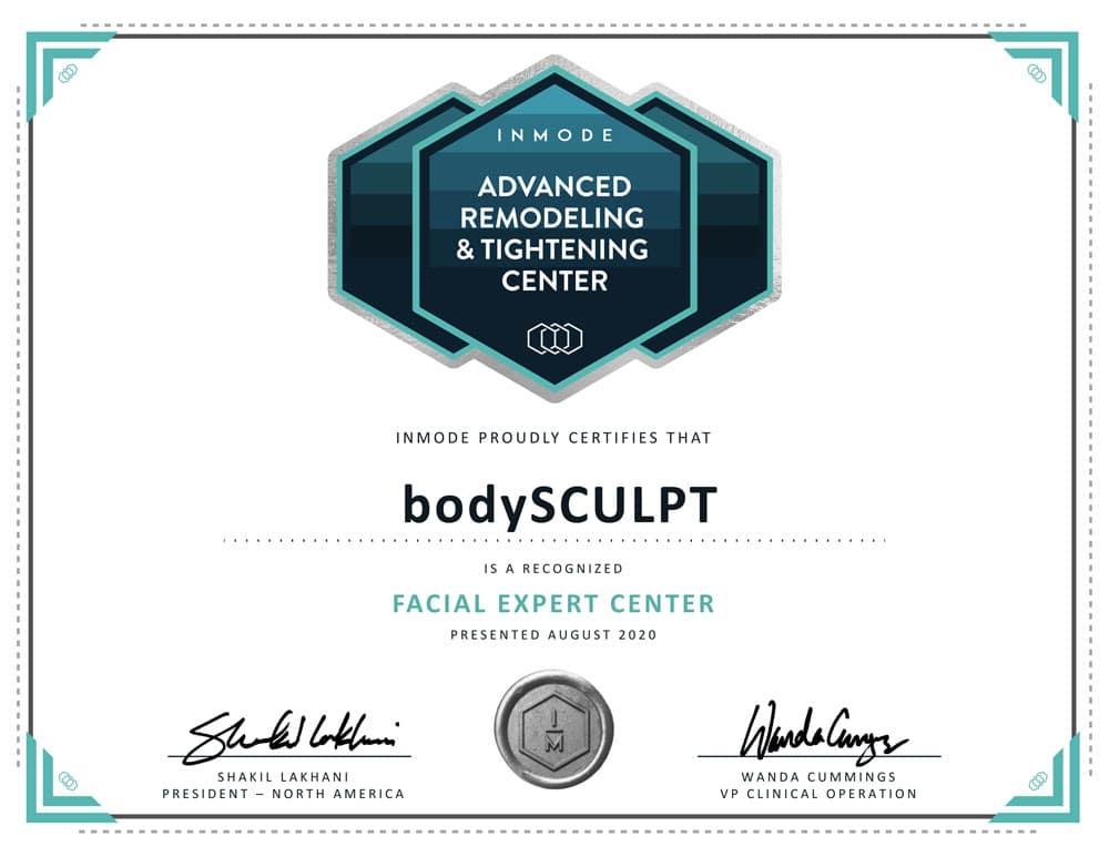 bodySCULPT - Facial Expert Center