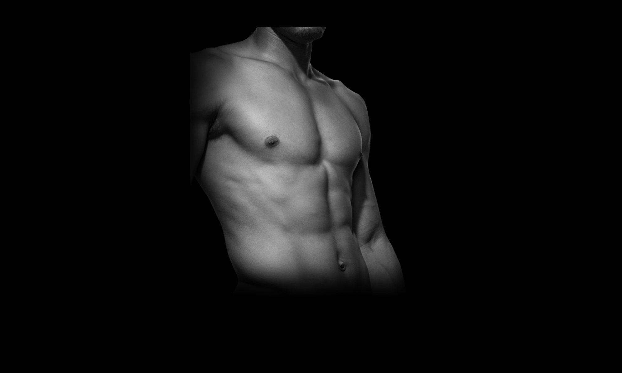 VASER Ultrasound Liposuction for Men